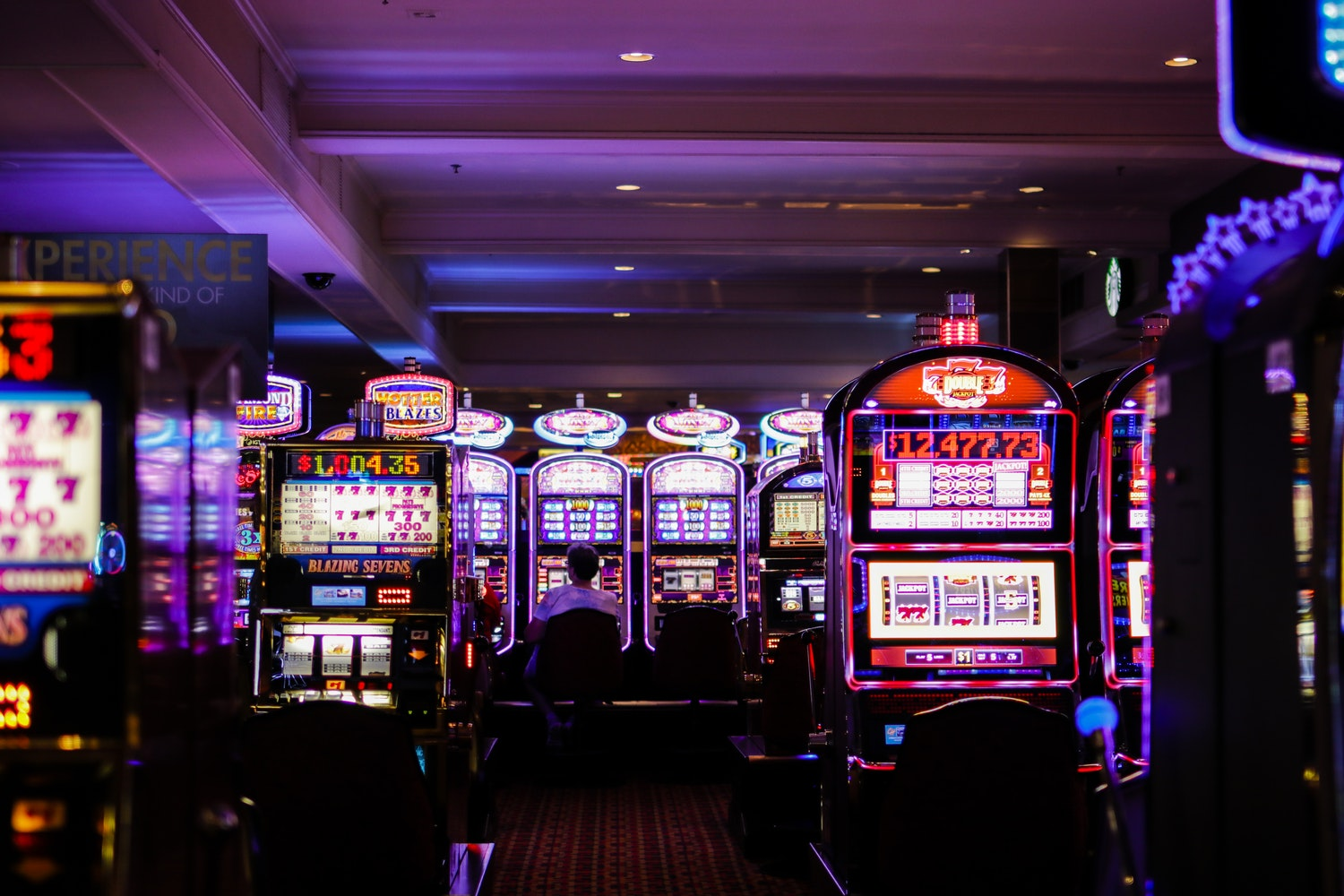 slot machines at jack casino